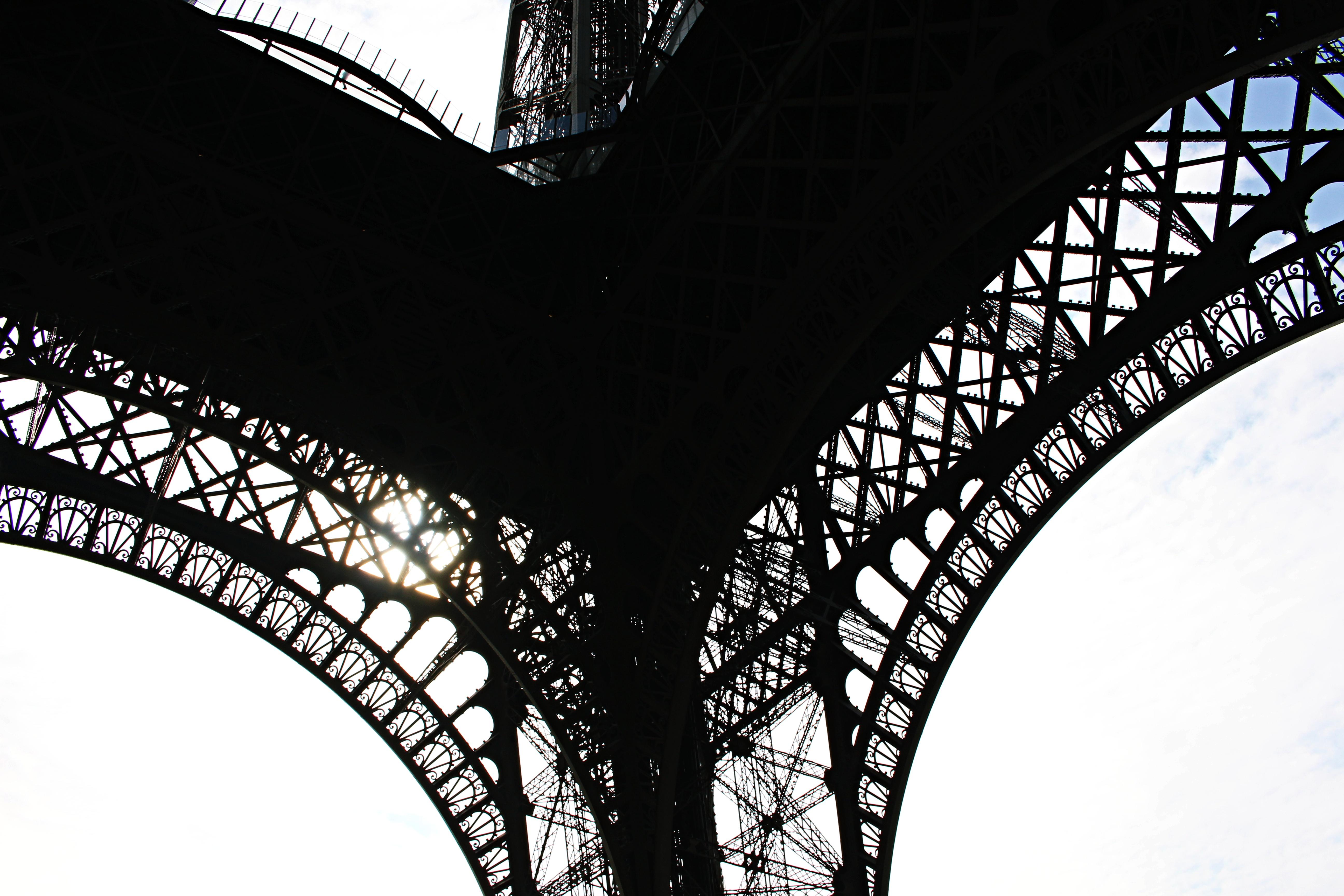 Paris et sa Dame de Fer