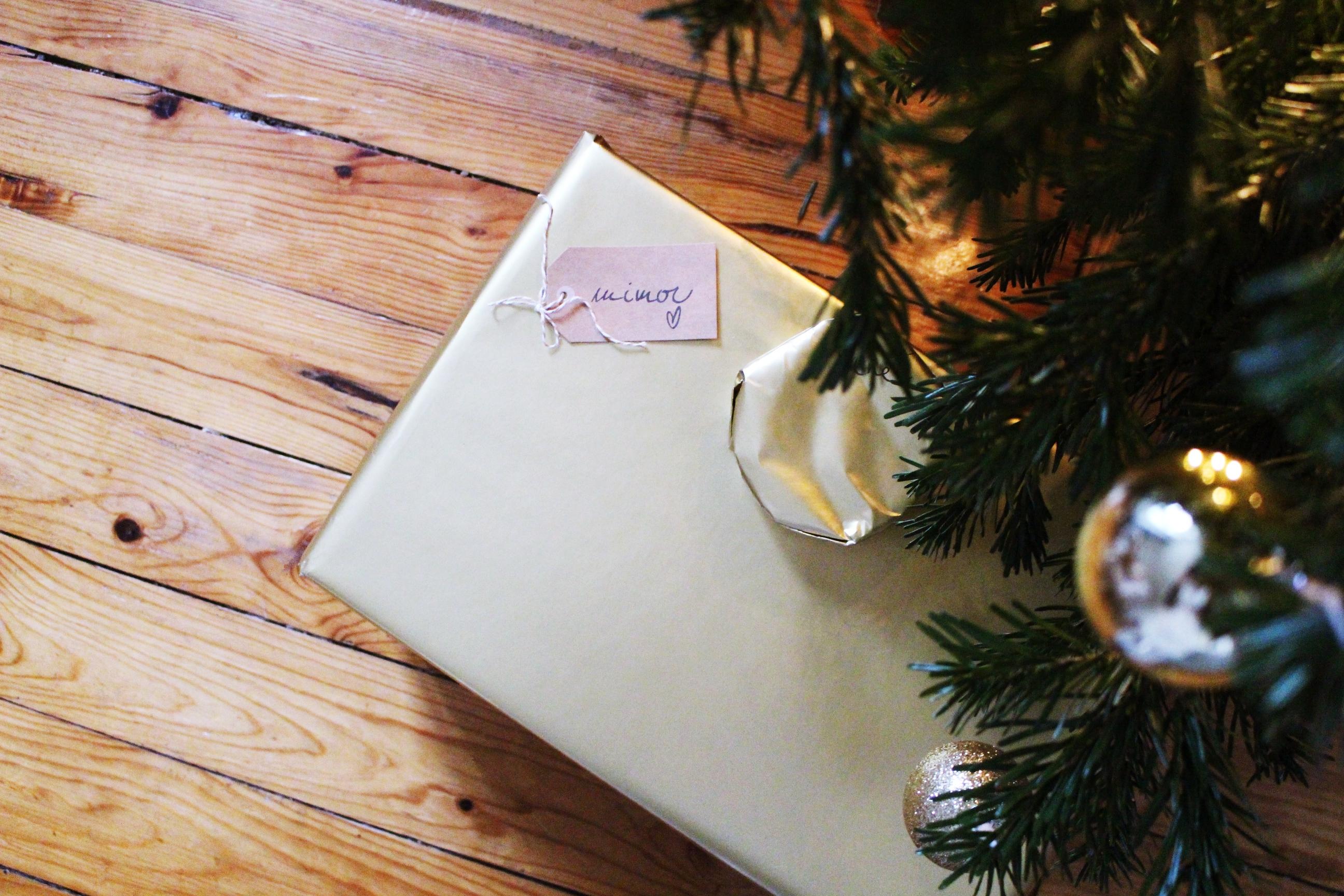 Cadeaux de dernière minute (pour les plus inventifs)